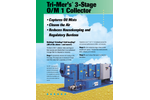 Tri-Mer's O/M 1 - 3-Stage Collector - Brochure