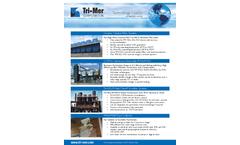 Tri-Mer - Air Pollution Control Line Card - Brochure