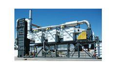 Tri-Mer - Model CCS - Cloud Chamber Fine Particulate Scrubber