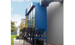 Tri-Mer - Tri-Flow Dry Dust Collector
