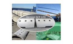 SeaCult - Model SCP Series - Cable and Pipe Protection System