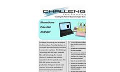 BPA-800 Biomethane Potential Analyzer - Brochure