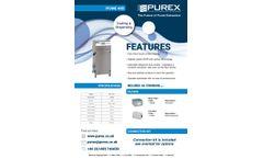 iFume - Model 400i - Violet – Coating & Dispensing Machine - Brochure