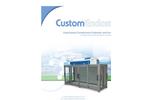 Custom Enclosure Series - Classroom Demonstration Hoods Brochure