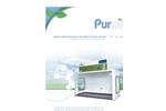 Purair - ECO - Green Performance Ductless Fume Hood – Brochure
