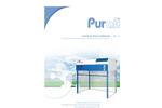 Purair - FLOW - Laminar Flow Cabinet – Brochure