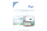 Purair - VLF - Laminar Flow Cabinet – Brochure