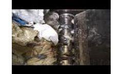 WEIMA WLK 1000 Big Bag Shredder Video