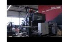 Model TH 2800 - Briquette Press Video