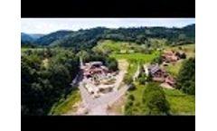 WEIMA WL 6 Sawmill Wood Shredder Video