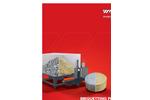 Model HD 500/HD 700K/HD 1500 - Briquetting Presses Datasheet