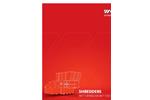 Model WLK 800 - WLK 1000 - WLK 1500 - WLK 2000 - Shredder Datasheet