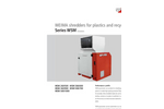 Series WSM - Granulators Brochure