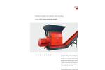 WEIMA - WLK 13 - WLK 15 - WLK 18 - WLK 20 - Shredders for Plastics and Recycling Brochure