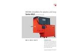 WEIMA - WLK 4 S - WLK 6 S - WLK 10 - Shredders for Plastics and Recycling Brochure