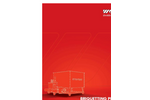 Model Series TH 514 - TH 820 - Briquette Press Datasheet