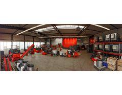 Showroom - WEIMA Headquarters Ilsfeld (Germany)