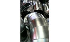 Industrial Welded Ductwork & Fitings Services