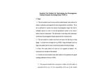 Proposed Method for Soil Oxidant Demand Measurement