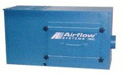 Airflow - Model MP8 - Mist Collector System
