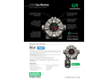 S5000 Gas Monitor Data Sheet/Specs