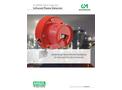 FL4000H Multi-spectrum Infrared (MSIR) Flame Detector brochure