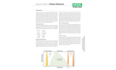 How to Select a Flame Detector