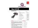Model FL3111HT - High Temperature UV Flame Detector (EU) - Data Sheet
