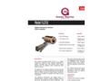 Model FL3112 - Digital Frequency Infrared (DFIR) Flame Detector - Data Sheet