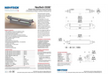 NeoTech - Model D338 - Ultrapure Water Disinfection & Ozone Destruction System Brochure