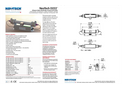 NeoTech - Model D222 - Ultrapure Water Disinfection & Ozone Destruction System Brochure