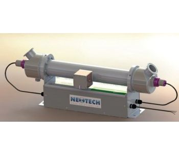 NeoTech - Model D222 - Ultrapure Water Disinfection & Ozone Destruction System