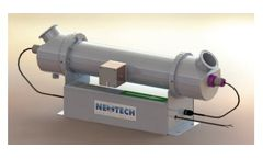 NeoTech - Model D322 - Ultrapure Water Disinfection & Ozone Destruction System