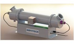 NeoTech - Model D328 - Ultrapure Water Disinfection & Ozone Destruction System