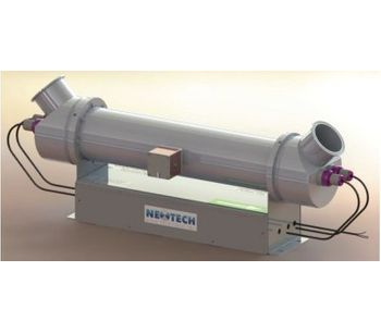 NeoTech - Model D428 - Ultrapure Water Disinfection & Ozone Destruction System