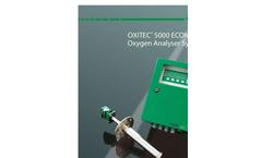 OXITEC - 5000 ECONOMY - Oxygen Analyser System Brochure
