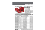 Worm Spur - Model 4WS 800 – 1500 - Power Winches Brochure
