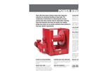 Helical Spur - Model 4HS 5000 – 6600 - Power Winches Brochure
