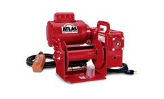 Atlas - Model Series 4WP2 - Portable Power Winches