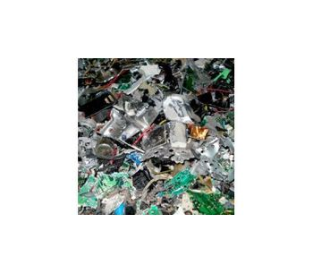 E-scrap Recycling Equipment for Recycling Industry - Waste and Recycling - Recycling Systems
