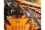 Industrial Shredder For Municipal Waste Disposal - Energy - Nuclear Power