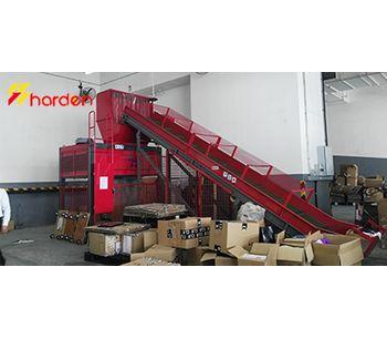 Hardenmachinery - Model TS508 - Document Shredders