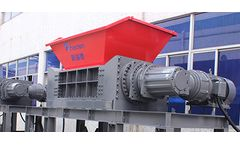 HARDEN - Model TD912 - Copper Wire Shredder