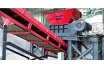 HARDEN - Model TDH812 - Bulky Waste Recycling Systems