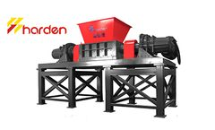 Harden - Model TD812 - Two Shaft Shredder