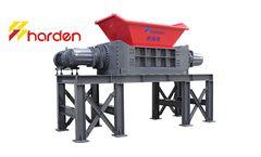 harden - Model TD912 - double shaft shredder
