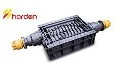 HARDEN - Model TDH912 - Hydraulic Drived Shredder