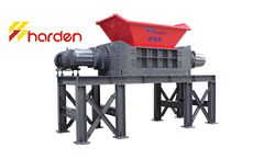 HARDEN - Model TD916 - wood shredder