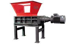 HARDEN - Model TS303 - single motor shredder