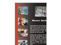 Intelagard Macaw - Model Backpack - Compressed Air Foam (CAF) - Brochure